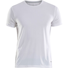 Craft Essential T-shirt Ronde Hals Heren, white
